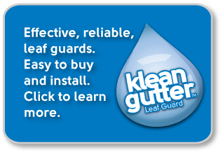 Gutter Cleaning Page Home to Klean Gutter Button